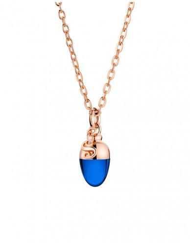 Suay I Schmuckanhänger - Sapphire blau