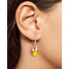 Sabay Jewels Ohrring Silber rosévergoldet